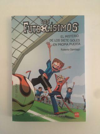 Libro Los Futbolisimos N°2