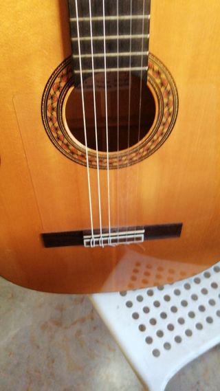 guitarra flamenca camps