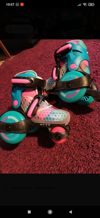 Patines regulables 26-29