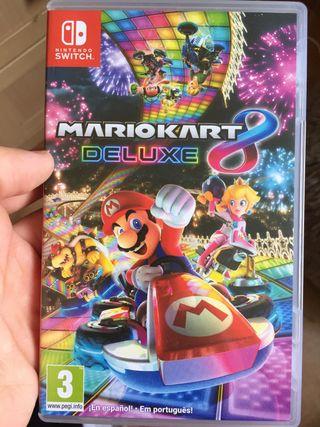 Mario Kart 8 Deluxe para Switch