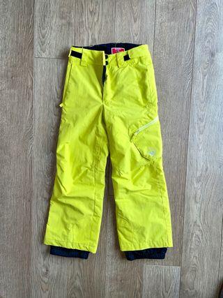 Pantalón esquí niño 8 años ROSSIGNOL