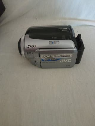 cámara de video y fotos