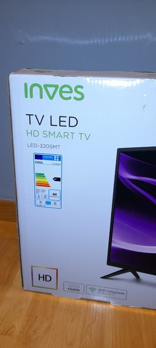 "Tele 32"" SMARTV Wi-Fi Smart Tv INVES"