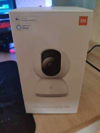 Cámara IP Xiaomi Mi Home Security 360º HD