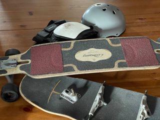 Pack Longboard Loaded + Bear
