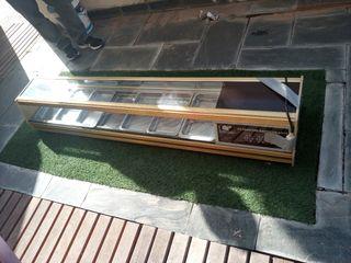 vitrina refrigerada para tapas