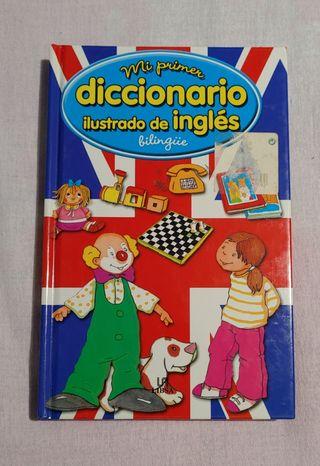 MI PRIMER DICCIONARIO ILUSTRADO DE INGLÉS
