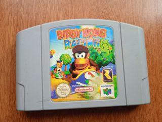 Donkey Kong Racing Nintendo 64