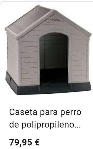 caseta perro KETER