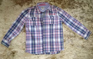 Camisa Pepe Jeans T/6