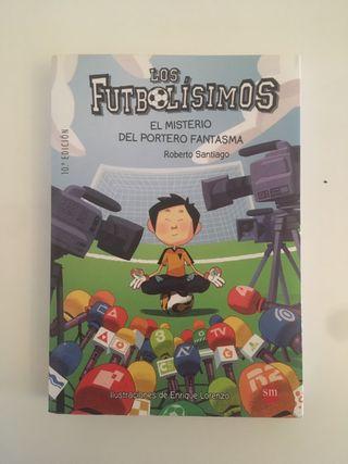 Libro Los Futbolisimos N°3