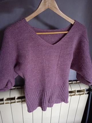 jersey de lana talla S