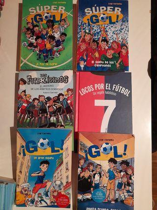 Súper Gol, Futbolisimos, Locos por el Fútbol