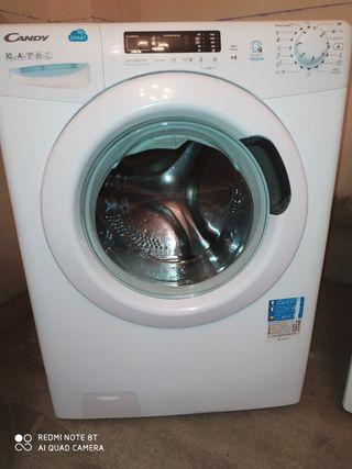 lavadora Candy 10kg
