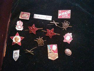 INSIGNIAS EJERCITO SOVIÉTICO ,URSS