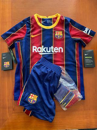 1a Equipación Barça Temporada 2020/2021