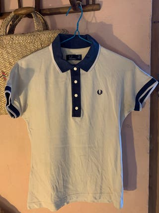 Polo fred perry chica