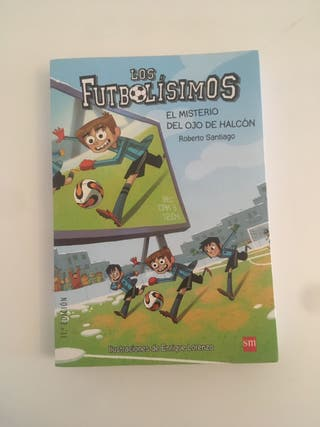Libro Los Futbolisimos N°4
