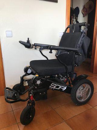 Teyder SPA 1463SE silla de ruedas eléctrica