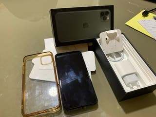 IPhone 11 Pro Max de 256 Gb. Verde Noche