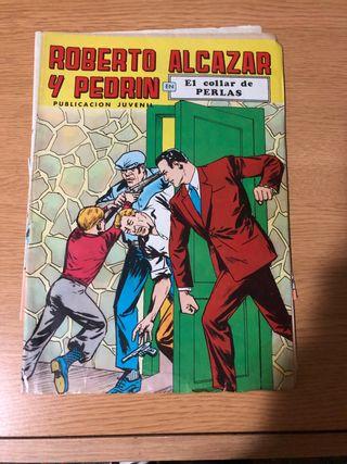 Roberto Alcazar y Pedrin colección