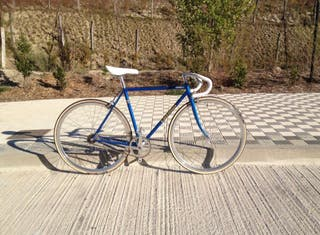 Bicicleta carretera Fixie - Single Speed
