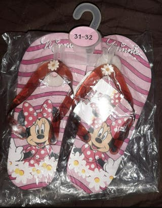 Zapatillas minnie original