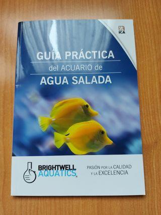 guía práctica del acuario de agua salada