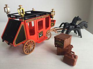 3250 Diligencia del Oeste Playmobil