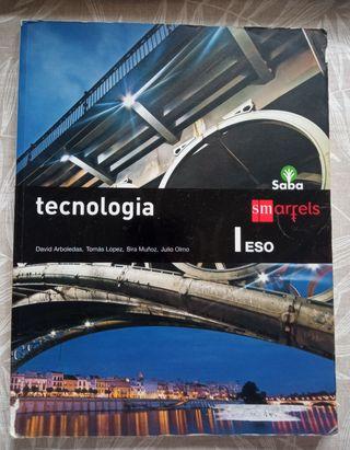 Libro Tecnología 1° ESO Editorial SM
