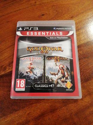 GOD OF WAR COLLECTION para PlayStation 3