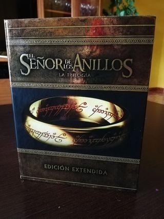 trilogía el señor de los anillos bluray