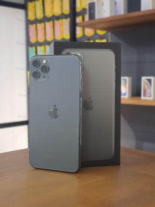 IPHONE 11 PRO MAX 256GB VERDE