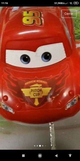 coche rayo McQueen. RC perfecto