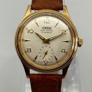 Reloj Oris anti - shock 17 Jewels 7312A Swissmade