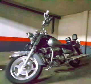 Urge venta moto hyosung Aquila Gv 125 cc.