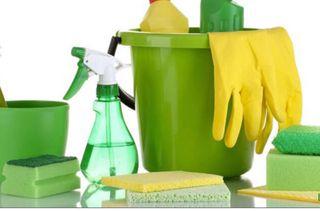 Me ofrezco para trabajo de limpieza