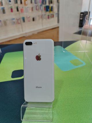 IPhone 8plus 64gb silver OFERTA