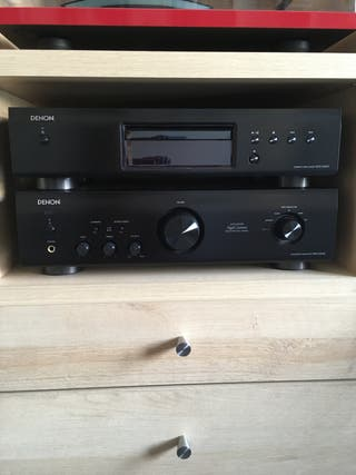 Amplificador Denon PMA-520AE