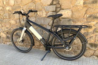 Bicicleta eléctrica Ahooga