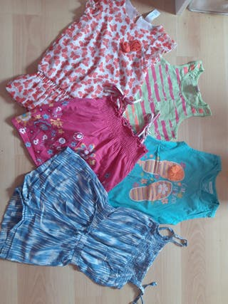 lote ropa 8 a 8 años