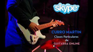 Clases Particulares de Guitarra Online