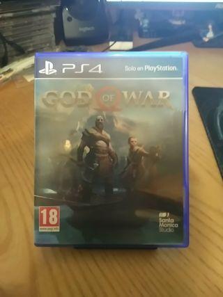 God of War Ps4 / Ps5