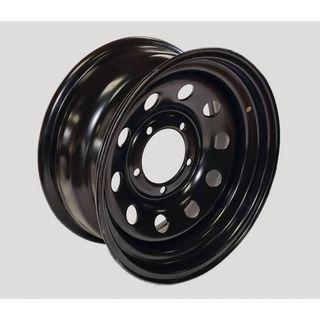 Llanta Dynamic Negra 7x16 5x136.9 ET-12 Suzuki