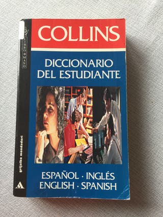 Diccionario inglés/español Collins