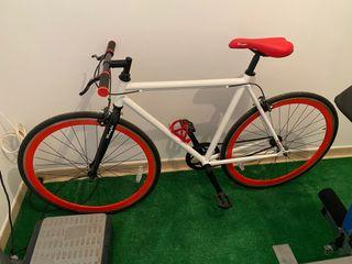 Bicicleta fixie urbana RACER 28 FIXTYLE NUEVA