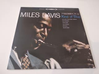 VINILO MILES DAVIS - KIND OF BLUE