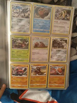 Cartas Pokemon oficiales