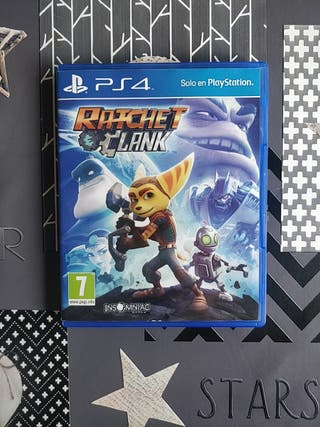 Cambio Ratchet Clank PS4