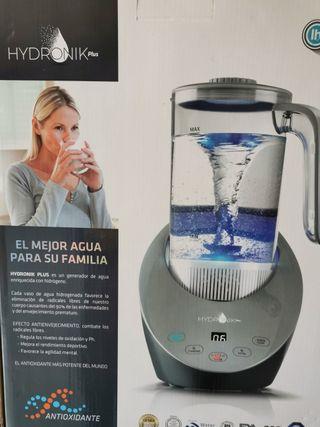 JARRA AGUA HIDROGENADA HIDRONIC H2 Plus